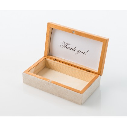 Love Paradise Box - Unique Puerto Rican Wedding Favor - $12.99