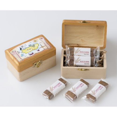 Love Paradise Box + Guava Sticks wedding favor $12.99