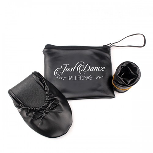 Just Dance Ballerinas BLACK - $9.99