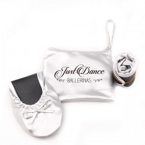 Just Dance Ballerinas SILVER - $9.99