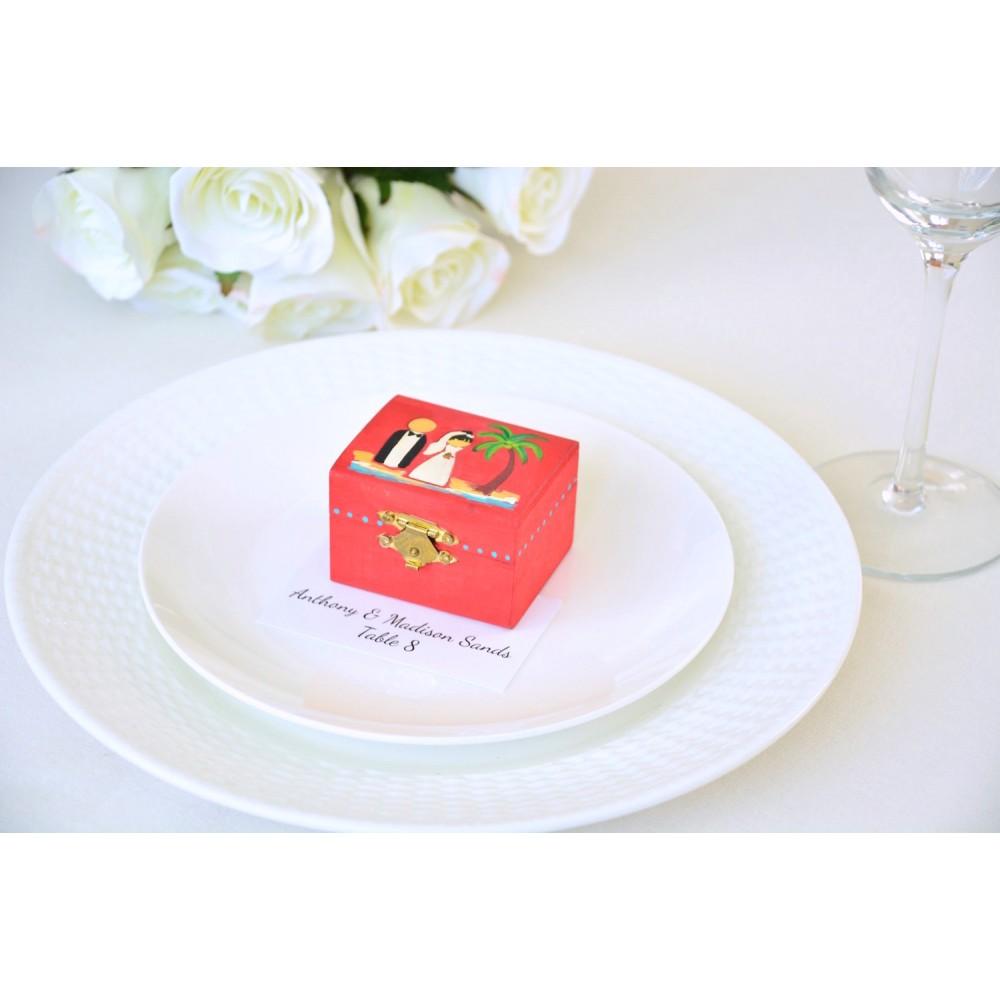 I Do! Box - Unique Puerto Rican Wedding Favor - $9.99