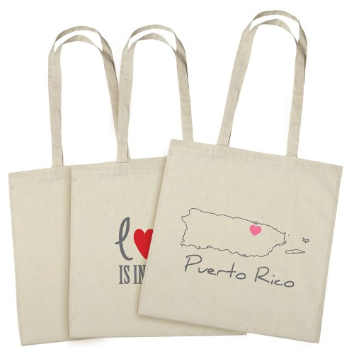Personalize Our Exclusive Welcome Bags Designs! - this product is sold only in multiples of 10 - $10.00 ea