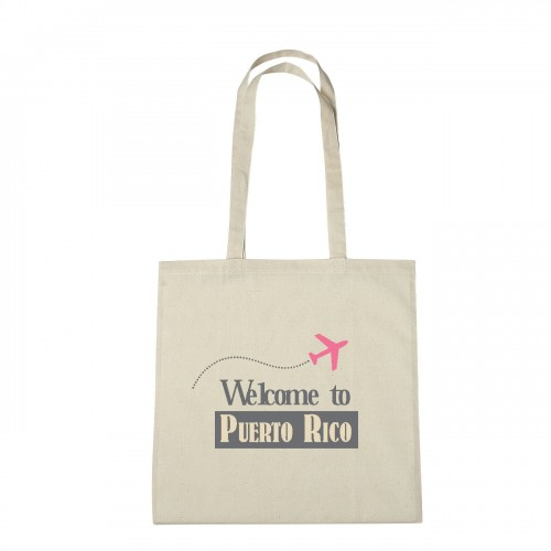 WB - Welcome to Puerto Rico - Airplane - $8.50
